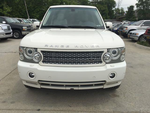 2009 Land Rover Range Rover Supercharged - Photo 2 - Cincinnati, OH 45255