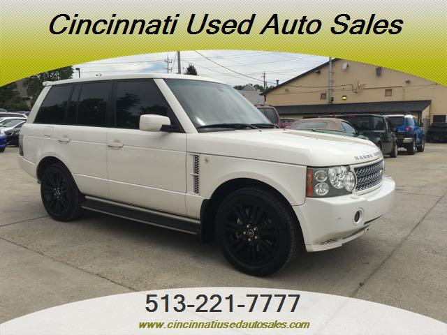 2009 Land Rover Range Rover Supercharged - Photo 1 - Cincinnati, OH 45255