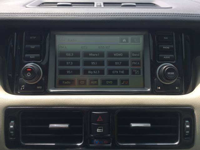 2009 Land Rover Range Rover Supercharged - Photo 19 - Cincinnati, OH 45255