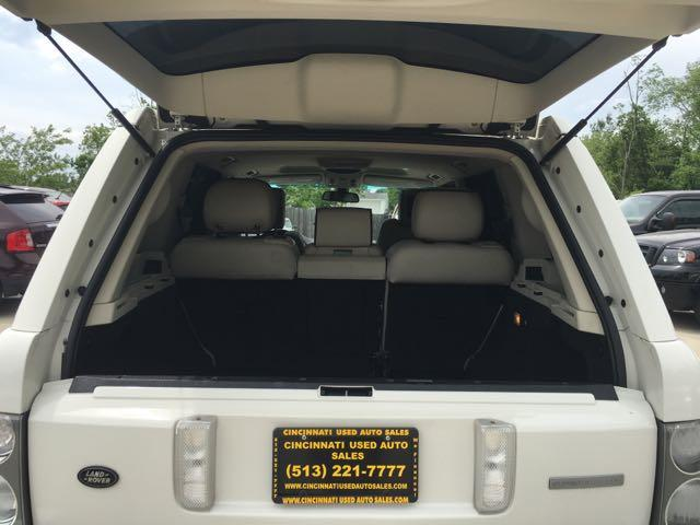 2009 Land Rover Range Rover Supercharged - Photo 39 - Cincinnati, OH 45255