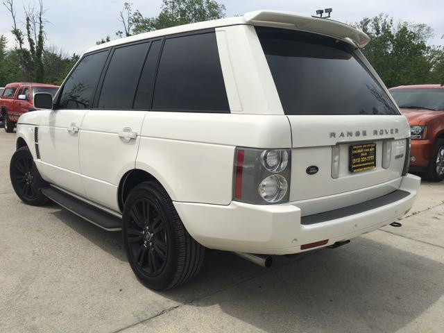 2009 Land Rover Range Rover Supercharged - Photo 13 - Cincinnati, OH 45255