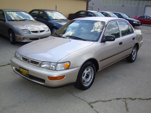 1996 toyota corolla for sale in cincinnati oh vin 1nxba02e5tz423812. Black Bedroom Furniture Sets. Home Design Ideas