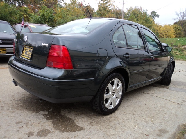 2003 volkswagen jetta glx vr6 for sale in cincinnati oh. Black Bedroom Furniture Sets. Home Design Ideas