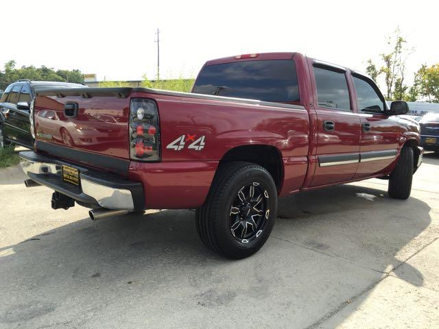 2006 chevrolet silverado 1500 lt1 4dr crew cab. Black Bedroom Furniture Sets. Home Design Ideas