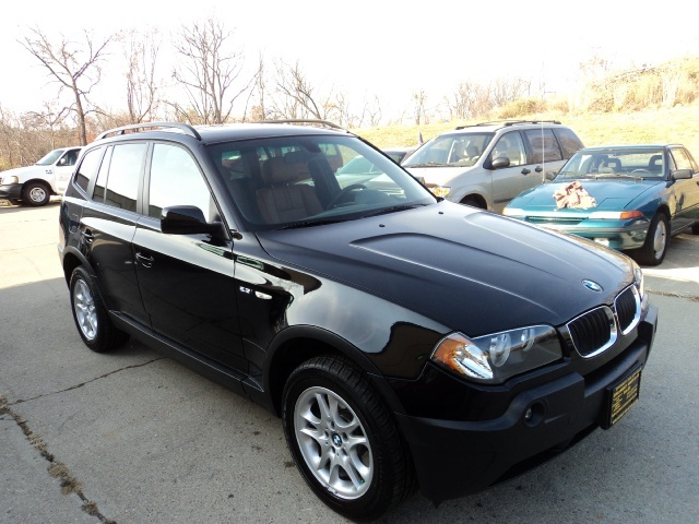 2004 bmw x3 for sale in cincinnati oh stock 10464. Black Bedroom Furniture Sets. Home Design Ideas