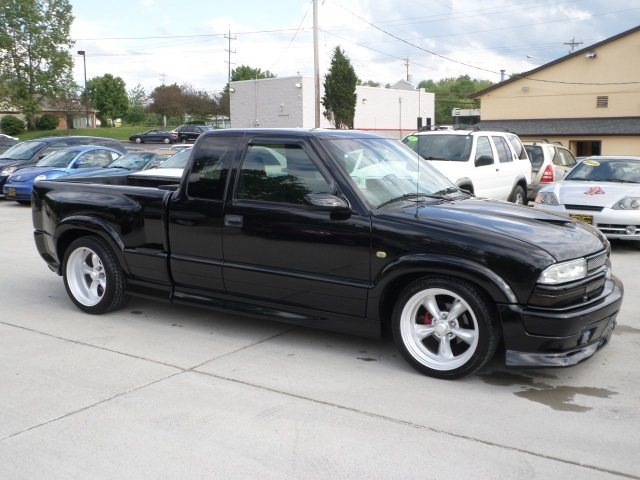2000 chevrolet s 10 ls xtreme for sale in cincinnati oh stock 11603. Black Bedroom Furniture Sets. Home Design Ideas