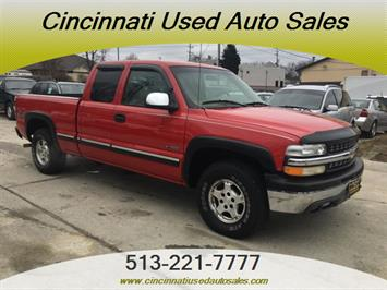 1999 Chevrolet Silverado 1500 LS 3dr - Photo 1 - Cincinnati, OH 45255