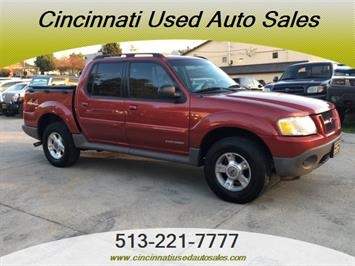 2002 Ford Explorer Sport Trac - Photo 1 - Cincinnati, OH 45255