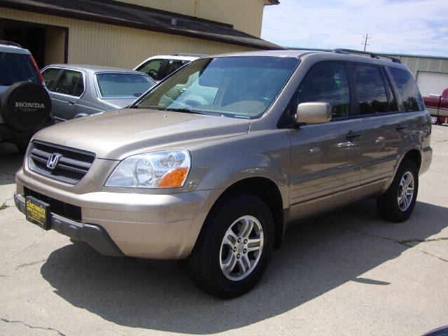 2003 honda pilot ex l for sale in cincinnati oh stock 10039. Black Bedroom Furniture Sets. Home Design Ideas