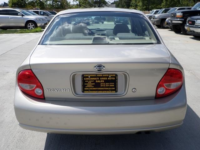 2000 Nissan Maxima Wont Start