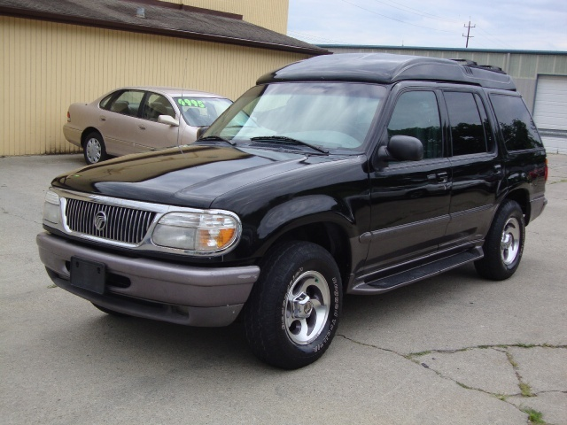 1997 mercury mountaineer for sale in cincinnati oh stock 164348. Black Bedroom Furniture Sets. Home Design Ideas