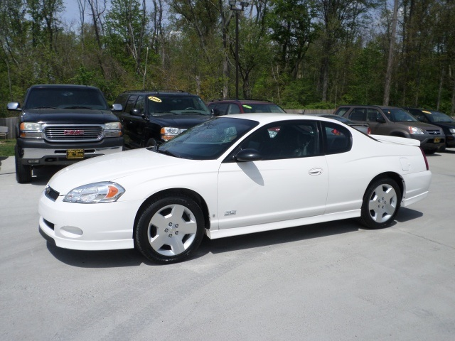 2007 chevrolet monte carlo ss for sale in cincinnati oh stock 11590. Black Bedroom Furniture Sets. Home Design Ideas