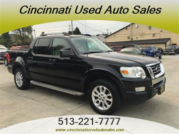 2007 Ford Explorer Sport Trac Limited 4dr Crew Cab Truck