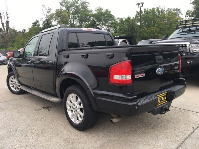 2007 Ford Explorer Sport Trac Limited 4dr Crew Cab - Photo 13 - Cincinnati, OH 45255