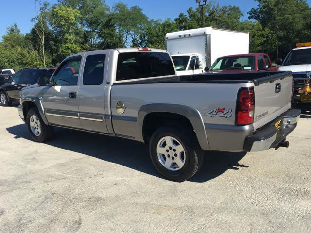 2006 chevrolet silverado 1500 lt1 4dr extended cab for sale in cincinnati oh stock 12438. Black Bedroom Furniture Sets. Home Design Ideas