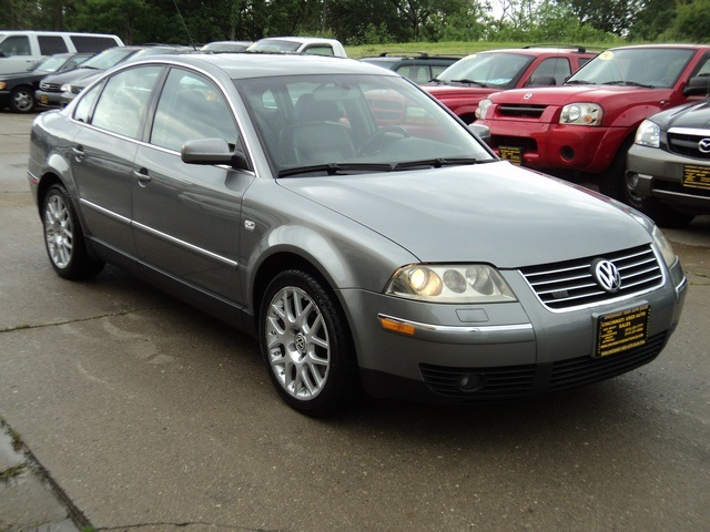 2003 volkswagen passat w8 4motion for sale in cincinnati oh stock 10655. Black Bedroom Furniture Sets. Home Design Ideas