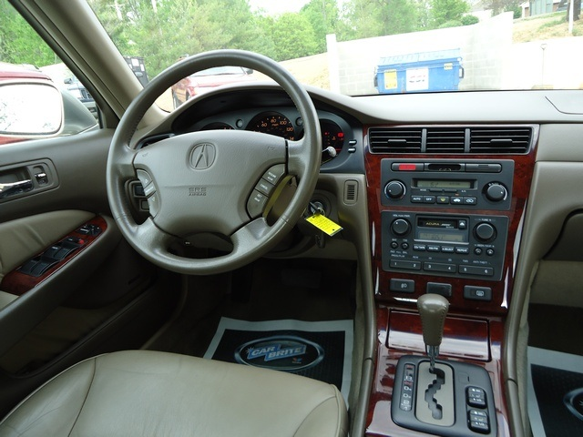 2002 Acura Rl 3 5 For Sale In Cincinnati Oh Stock 10937