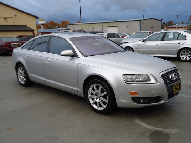 2005 audi a6 3 2 quattro for sale in cincinnati oh. Black Bedroom Furniture Sets. Home Design Ideas