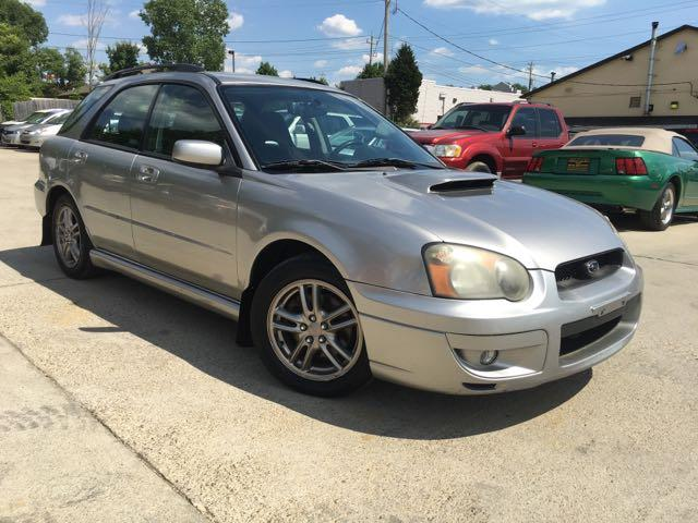 2005 Subaru Impreza WRX - Photo 10 - Cincinnati, OH 45255