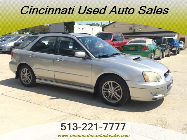 2005 Subaru Impreza WRX - Photo 1 - Cincinnati, OH 45255