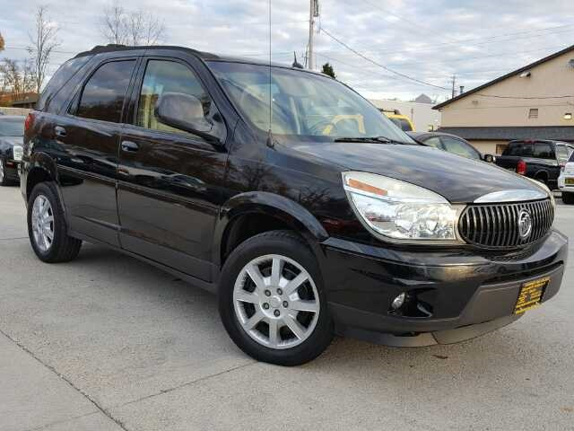 2007 buick rendezvous cx for sale in cincinnati oh stock 12042. Black Bedroom Furniture Sets. Home Design Ideas