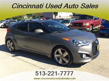 2014 Hyundai Veloster Turbo - Photo 1 - Cincinnati, OH 45255