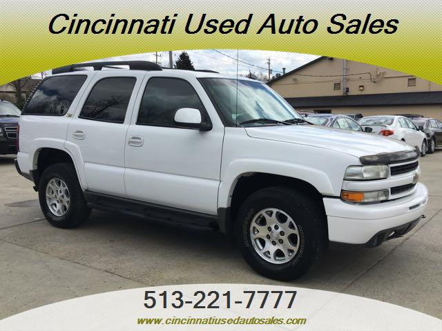 2003 Chevrolet Tahoe LT Z71 - Photo 1 - Cincinnati, OH 45255