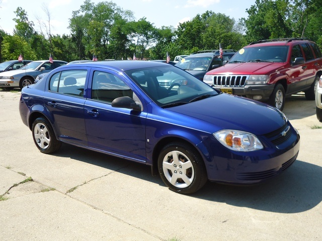 2007 chevrolet cobalt ls for sale in cincinnati oh. Black Bedroom Furniture Sets. Home Design Ideas