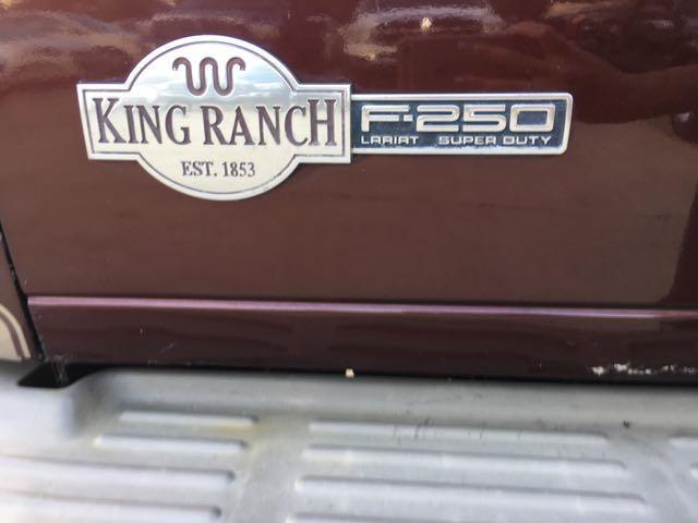 2003 Ford F-250 Super Duty King Ranch 4dr Crew Cab Lariat - Photo 29 - Cincinnati, OH 45255