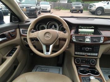 2013 Mercedes-Benz CLS 550 4MATIC - Photo 7 - Cincinnati, OH 45255