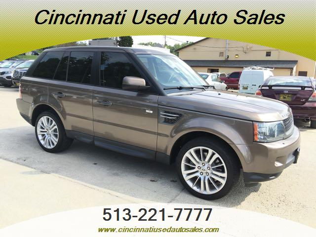 2010 land rover range rover sport hse for sale in. Black Bedroom Furniture Sets. Home Design Ideas