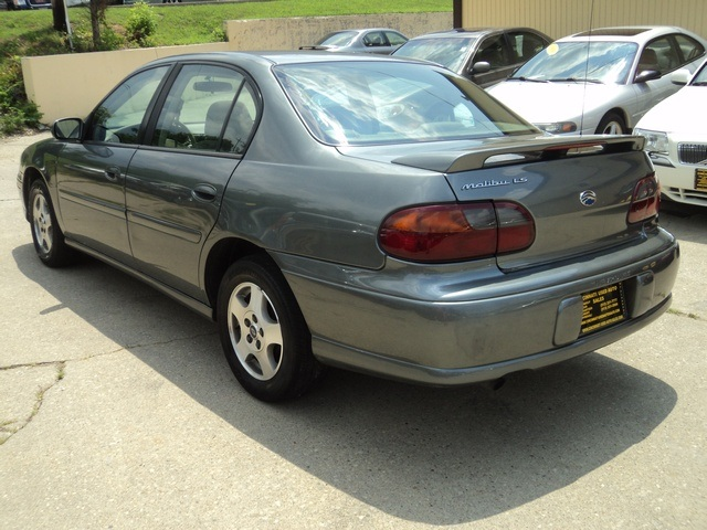 2003 chevrolet malibu ls for sale in cincinnati oh. Cars Review. Best American Auto & Cars Review