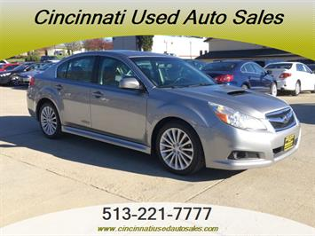 2010 Subaru Legacy 2.5GT Limited - Photo 1 - Cincinnati, OH 45255
