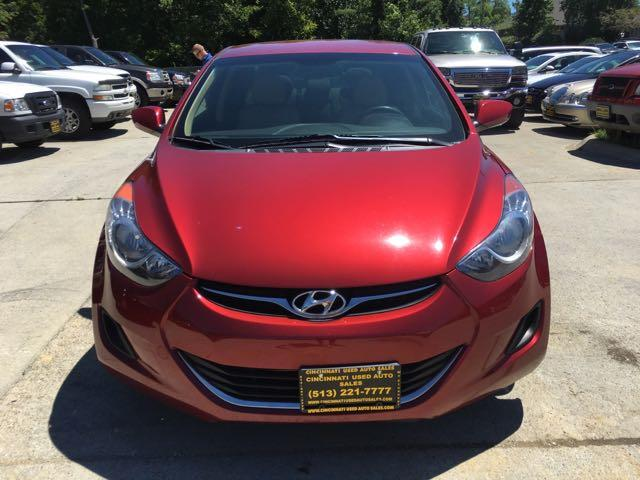 2013 Hyundai Elantra Limited - Photo 2 - Cincinnati, OH 45255