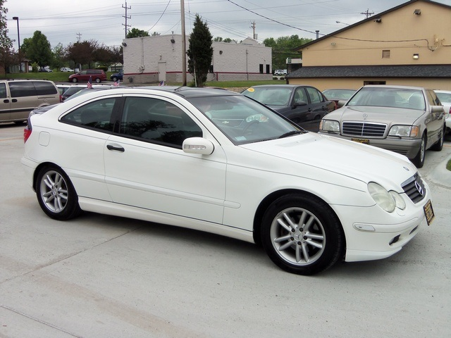 2002 mercedes benz c230 kompressor for Mercedes benz 2002 c230