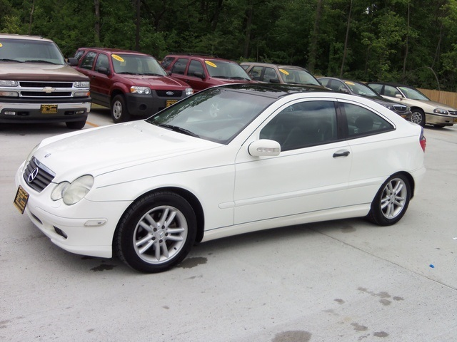 2002 mercedes benz c230 kompressor for sale in cincinnati for Mercedes benz 2002 c230