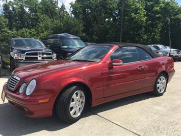 2001 Mercedes-Benz CLK 320 - Photo 10 - Cincinnati, OH 45255