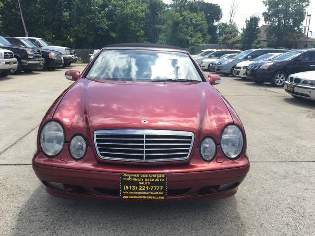 2001 Mercedes-Benz CLK 320 - Photo 2 - Cincinnati, OH 45255