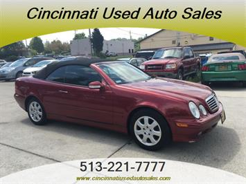 2001 Mercedes-Benz CLK 320 - Photo 1 - Cincinnati, OH 45255