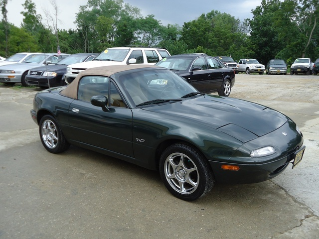 1997 mazda mx 5 miata m edition for sale in cincinnati oh stock 11020. Black Bedroom Furniture Sets. Home Design Ideas