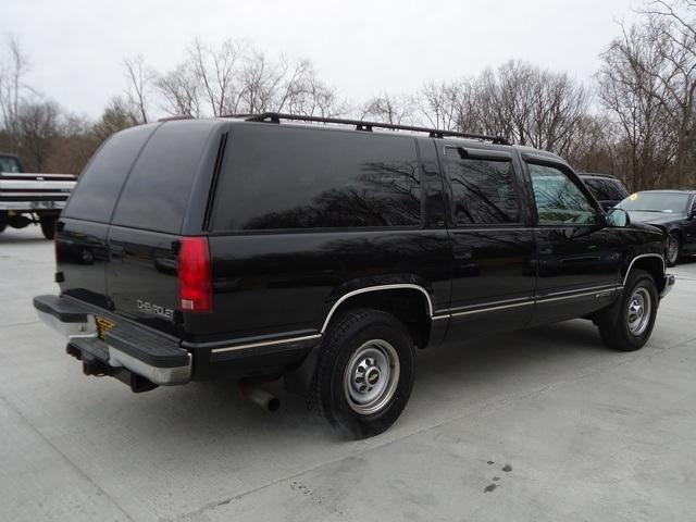 1995 chevrolet suburban c1500 for sale in cincinnati oh stock 11173. Black Bedroom Furniture Sets. Home Design Ideas