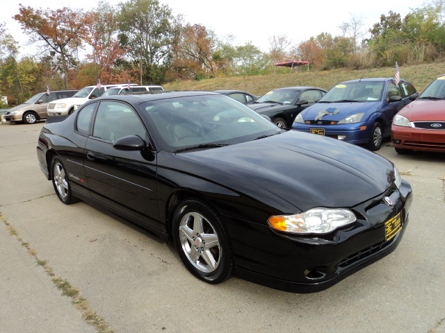 2004 chevrolet monte carlo ss supercharged for sale in. Black Bedroom Furniture Sets. Home Design Ideas
