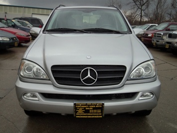 2003 mercedes benz ml350 for sale in cincinnati oh for Mercedes benz cincinnati service