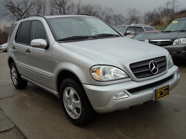 2003 mercedes benz ml350 for sale in cincinnati oh for 2003 mercedes benz suv