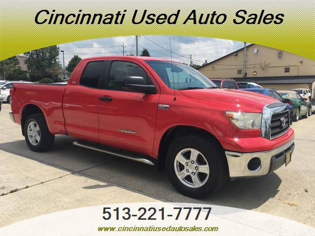 2007 toyota tundra sr5 for sale in cincinnati oh stock 12917. Black Bedroom Furniture Sets. Home Design Ideas