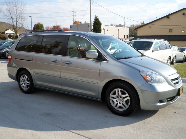 2006 honda odyssey ex l for sale in cincinnati oh stock 11404. Black Bedroom Furniture Sets. Home Design Ideas
