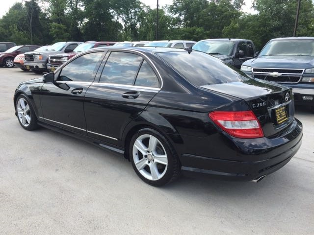 2010 mercedes benz c300 luxury 4matic for sale in. Black Bedroom Furniture Sets. Home Design Ideas