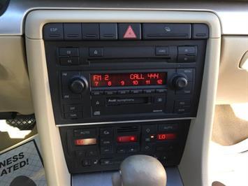2005 Audi A4 3.2 quattro - Photo 18 - Cincinnati, OH 45255