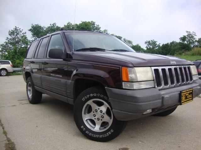 1996 jeep grand cherokee laredo for sale in cincinnati oh stock 10285. Black Bedroom Furniture Sets. Home Design Ideas