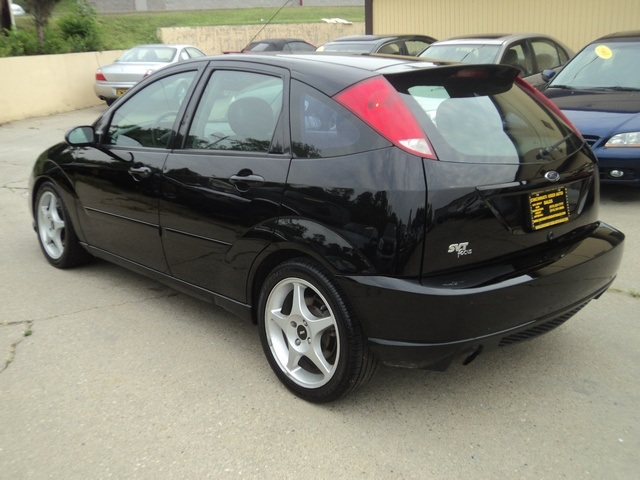 2003 ford focus svt for sale in cincinnati oh stock. Black Bedroom Furniture Sets. Home Design Ideas